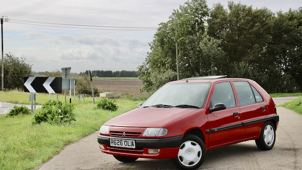 1997 Citroen Saxo 1.6i VSX Auto For Sale (picture 14 of 133)