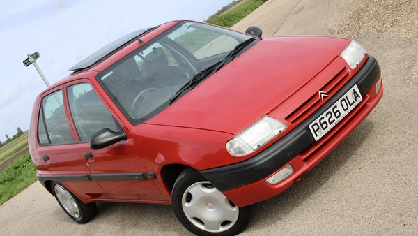 1997 Citroen Saxo 1.6i VSX Auto For Sale (picture 30 of 133)