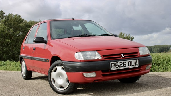 1997 Citroen Saxo 1.6i VSX Auto For Sale (picture 44 of 133)