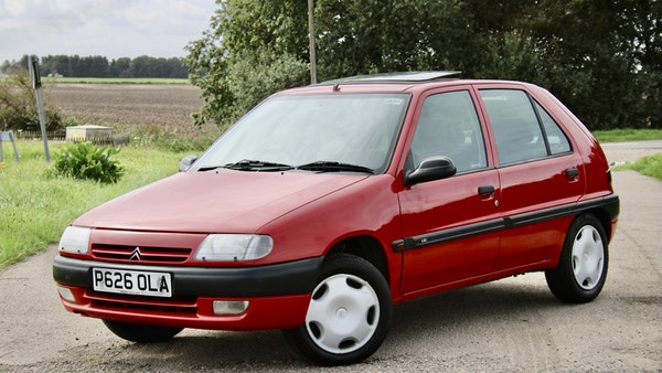 1997 Citroen Saxo 1.6i VSX Auto For Sale (picture 10 of 133)