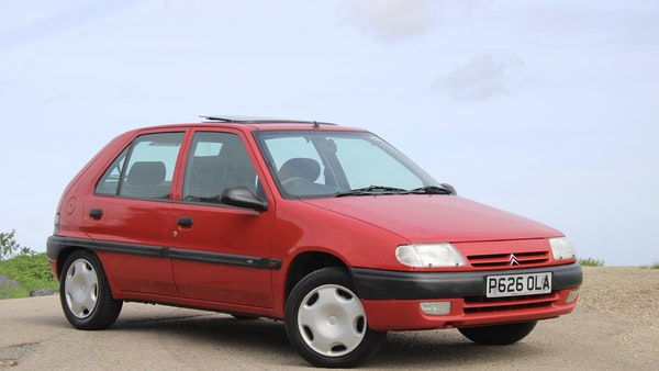 1997 Citroen Saxo 1.6i VSX Auto For Sale (picture 24 of 133)