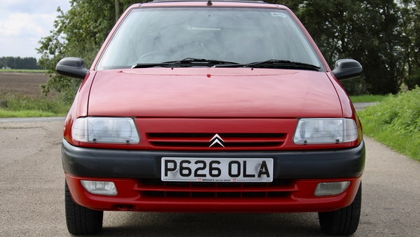 1997 Citroen Saxo 1.6i VSX Auto For Sale (picture 12 of 133)