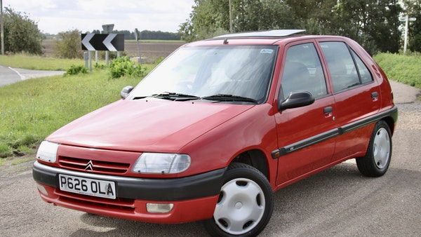1997 Citroen Saxo 1.6i VSX Auto For Sale (picture 40 of 133)