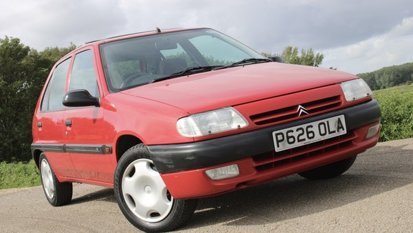 1997 Citroen Saxo 1.6i VSX Auto For Sale (picture 43 of 133)