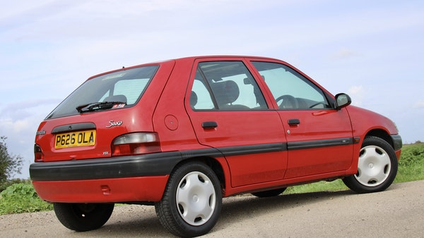 1997 Citroen Saxo 1.6i VSX Auto For Sale (picture 9 of 133)