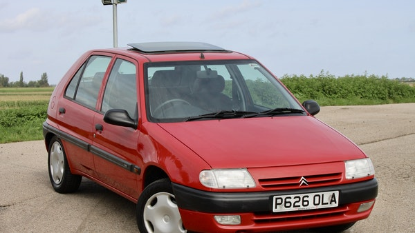 1997 Citroen Saxo 1.6i VSX Auto For Sale (picture 26 of 133)