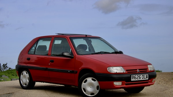 1997 Citroen Saxo 1.6i VSX Auto For Sale (picture 25 of 133)