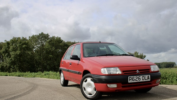 1997 Citroen Saxo 1.6i VSX Auto For Sale (picture 45 of 133)
