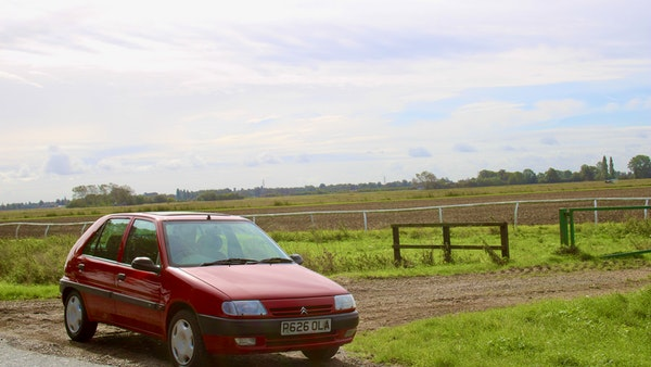 1997 Citroen Saxo 1.6i VSX Auto For Sale (picture 5 of 133)
