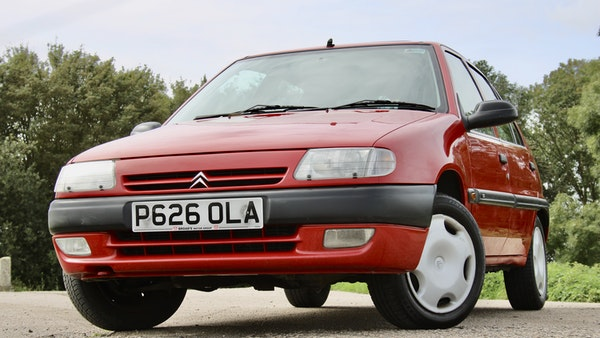 1997 Citroen Saxo 1.6i VSX Auto For Sale (picture 46 of 133)