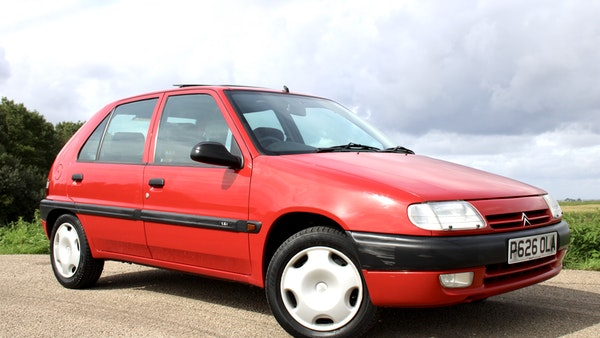 1997 Citroen Saxo 1.6i VSX Auto For Sale (picture 42 of 133)