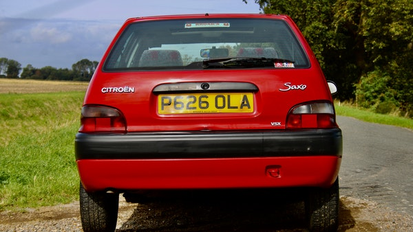 1997 Citroen Saxo 1.6i VSX Auto For Sale (picture 7 of 133)