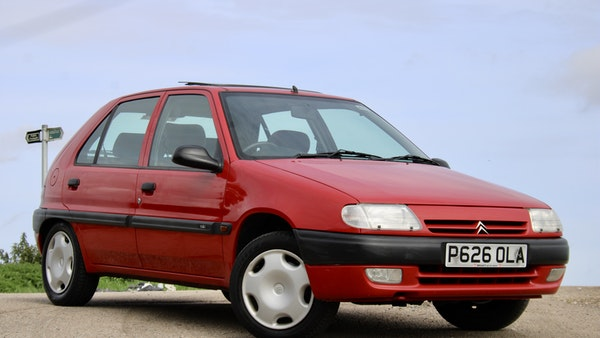 1997 Citroen Saxo 1.6i VSX Auto For Sale (picture 27 of 133)