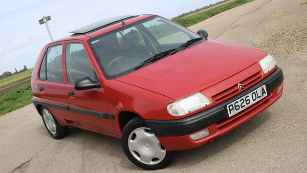 1997 Citroen Saxo 1.6i VSX Auto For Sale (picture 29 of 133)