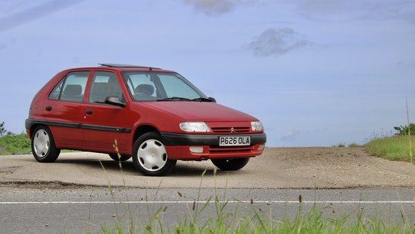 1997 Citroen Saxo 1.6i VSX Auto For Sale (picture 22 of 133)