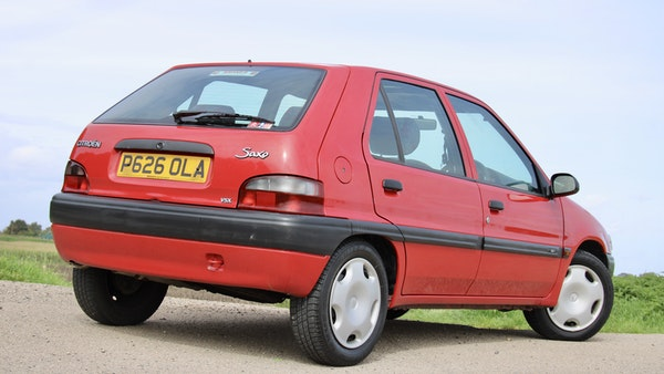 1997 Citroen Saxo 1.6i VSX Auto For Sale (picture 11 of 133)