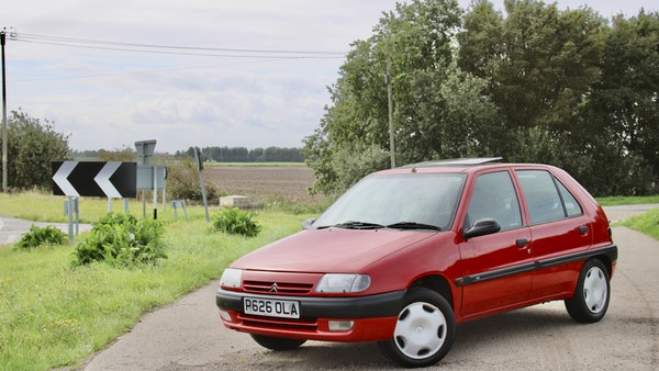 1997 Citroen Saxo 1.6i VSX Auto For Sale (picture 17 of 133)