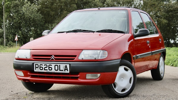 1997 Citroen Saxo 1.6i VSX Auto For Sale (picture 19 of 133)