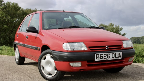 1997 Citroen Saxo 1.6i VSX Auto For Sale (picture 41 of 133)