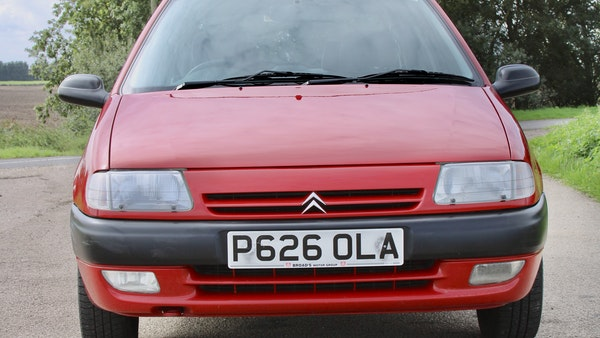 1997 Citroen Saxo 1.6i VSX Auto For Sale (picture 13 of 133)
