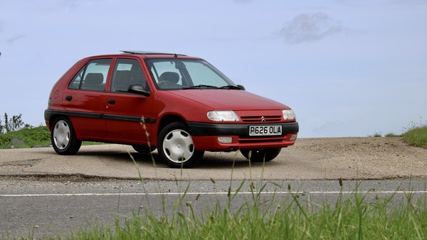 1997 Citroen Saxo 1.6i VSX Auto For Sale (picture 23 of 133)