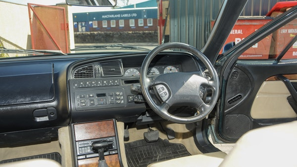 RESERVE LOWERED - 1993 CITROEN XM 3.0 V6 For Sale (picture 45 of 96)