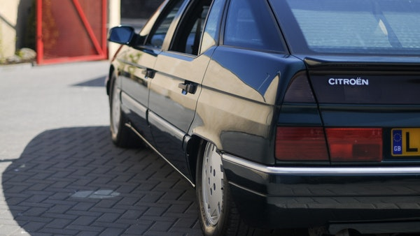 RESERVE LOWERED - 1993 CITROEN XM 3.0 V6 For Sale (picture 11 of 96)