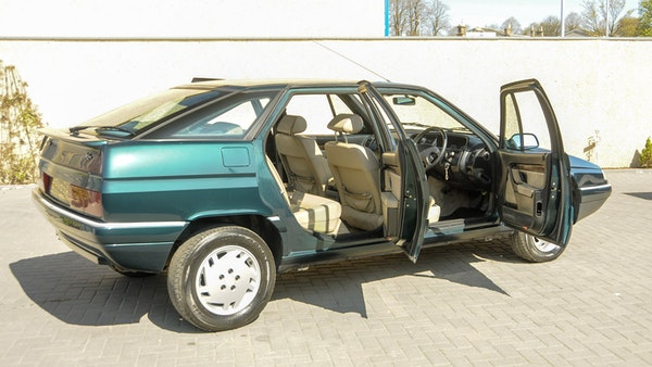 RESERVE LOWERED - 1993 CITROEN XM 3.0 V6 For Sale (picture 16 of 96)