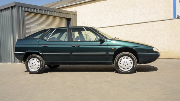 RESERVE LOWERED - 1993 CITROEN XM 3.0 V6 For Sale (picture 33 of 96)