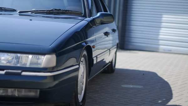 RESERVE LOWERED - 1993 CITROEN XM 3.0 V6 For Sale (picture 9 of 96)