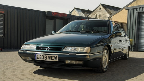 RESERVE LOWERED - 1993 CITROEN XM 3.0 V6 For Sale (picture 3 of 96)