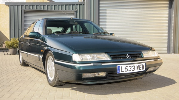 RESERVE LOWERED - 1993 CITROEN XM 3.0 V6 For Sale (picture 1 of 96)