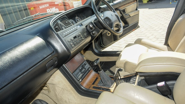 RESERVE LOWERED - 1993 CITROEN XM 3.0 V6 For Sale (picture 40 of 96)