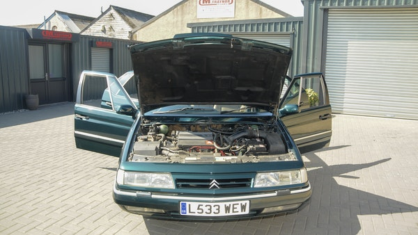 RESERVE LOWERED - 1993 CITROEN XM 3.0 V6 For Sale (picture 21 of 96)