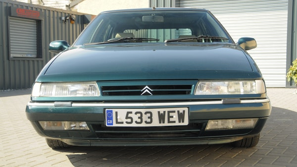RESERVE LOWERED - 1993 CITROEN XM 3.0 V6 For Sale (picture 7 of 96)