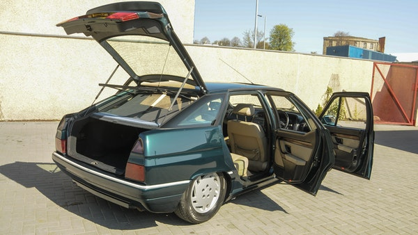 RESERVE LOWERED - 1993 CITROEN XM 3.0 V6 For Sale (picture 19 of 96)