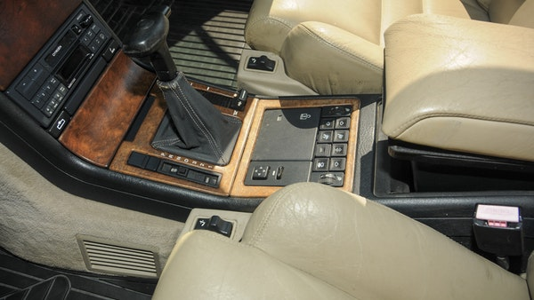RESERVE LOWERED - 1993 CITROEN XM 3.0 V6 For Sale (picture 41 of 96)