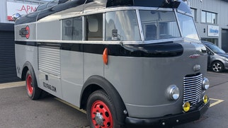 1955 Commer QX -Mobile Clubhouse or Catering Vehicle