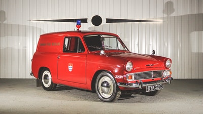 1965 Commer Cob Van (ex-London Fire Brigade)