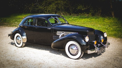 1937 Cord 812 Westchester Sedan Supercharged