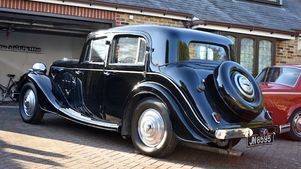 1935 Crossley Regis Six Saloon For Sale (picture 12 of 119)