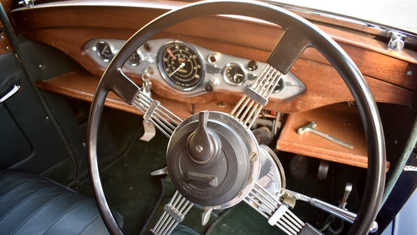 1935 Crossley Regis Six Saloon For Sale (picture 30 of 119)