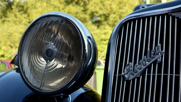 1935 Crossley Regis Six Saloon For Sale (picture 86 of 119)