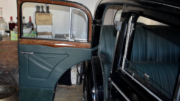 1935 Crossley Regis Six Saloon For Sale (picture 39 of 119)