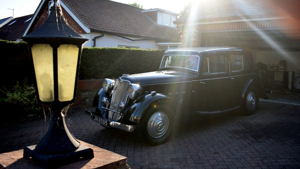 1935 Crossley Regis Six Saloon For Sale (picture 10 of 119)