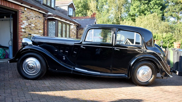1935 Crossley Regis Six Saloon For Sale (picture 7 of 119)