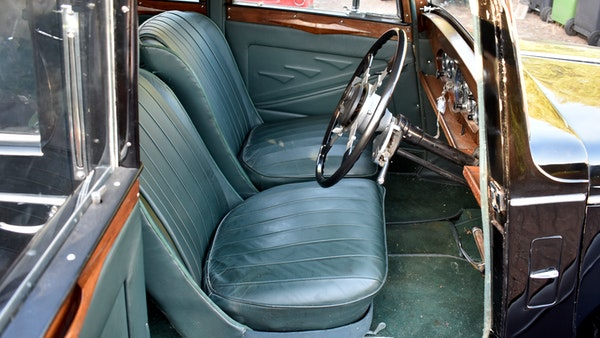 1935 Crossley Regis Six Saloon For Sale (picture 29 of 119)