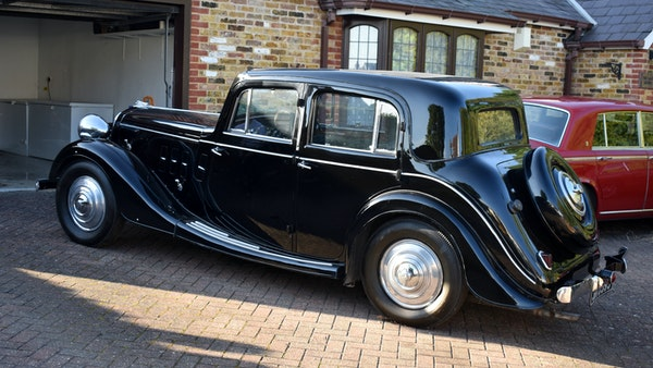 1935 Crossley Regis Six Saloon For Sale (picture 8 of 119)