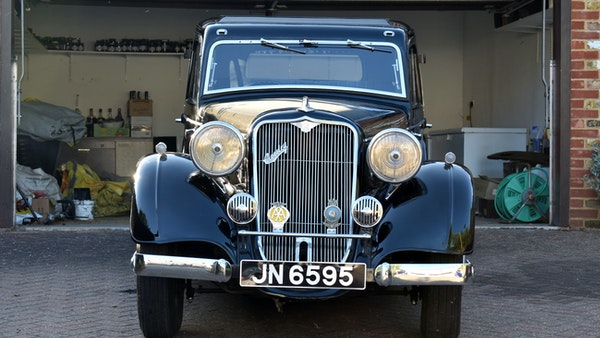 1935 Crossley Regis Six Saloon For Sale (picture 11 of 119)