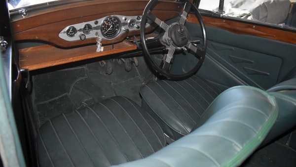 1935 Crossley Regis Six Saloon For Sale (picture 34 of 119)